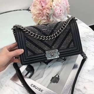 Chanel Leboy ss18