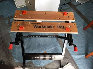 Black and Decker Woodcraft Table