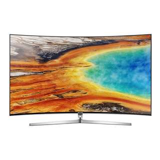 SAMSUNG UA55MU9800JXZK 55吋 Premium UHD 4K Series 9 Curved 智能電視
