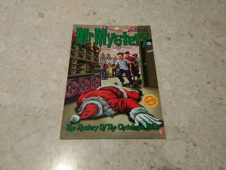 Mr Mystery 'The Mystery Of The Christmas Killer' by James Lee