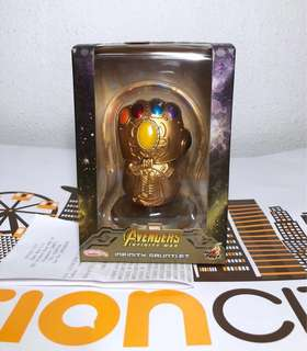 Hot Toys Cosbaby (COSB463) Marvel Avengers Infinity Gauntlet