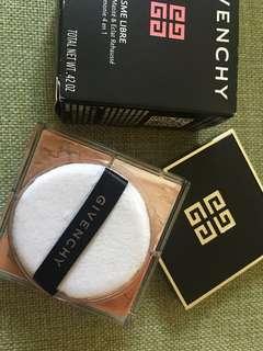 Givenchy Mat-finish&Radiance loose powder