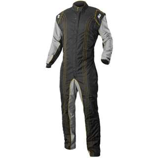 K1 Race Gear CIK FIA Level 2 Approved Kart Go Kart Go Karting Racing Suit Race Suit FIA Approved ALL SIZES SIZE SMALL MEDIUM LARGE X-LARGE XX-LARGE XL XXL ONLY Black and Yellow