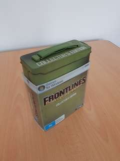 Mint collector's edition frontlines fuel of war (for PC)