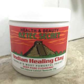 Aztec Healing clay mask authentic FREE SHIPPING