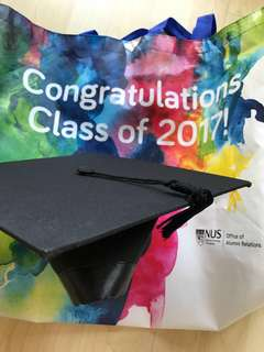 NUS Masters of Architecture Graduation Gown (2017)
