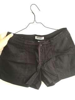 No Brand Black Shorts