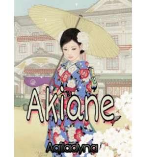 Ebook Akiane- Aqiladyna
