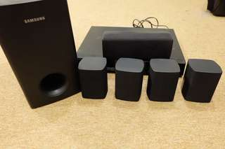 Home theater samsung ht z210