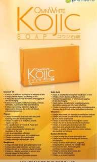 Omni Kojic Soap Japan Product