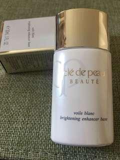 Cle de Peau Beaute brightening enhancer base