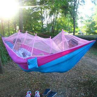 2 person  Hammock with mosquito net