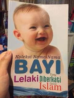 Baby Boys Name Collection