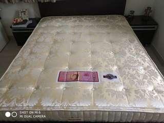 金鑽型床褥