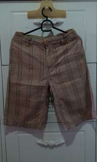 PONEY boy short pants / seluar pendak