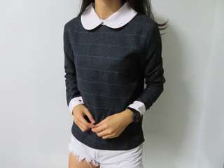 Collared Long Sleeved Shirt