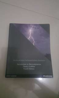 Introduction to Electrodynamics, David J. Griffiths, 4th Edition