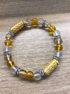 Kruba / Arjan Subin takrut custom bracelet