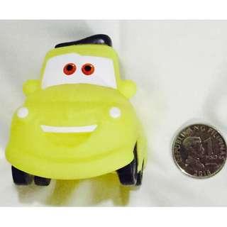 Disney Cars  -Luigi the Fiat