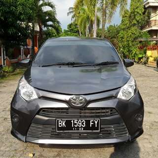 Toyota Calya Manual Mantab