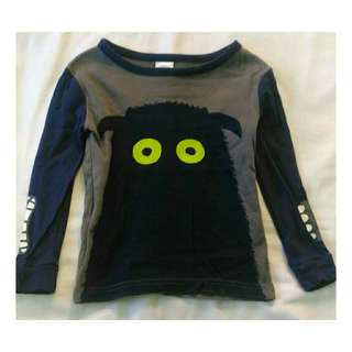 SALE: Cute monster pullover