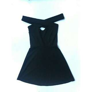 Off Shoulder Party Dress(from Zalora) REPRICE!