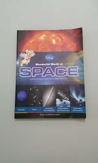 55%off Wonderful World of Space
