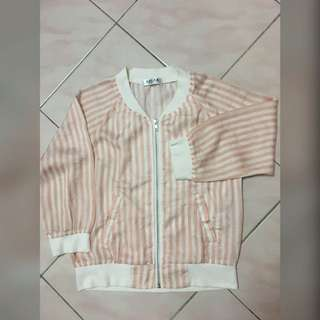 Stripes Cardigan/Jacket