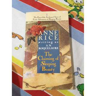 The Claiming of Sleeping Beauty by Anne Rice