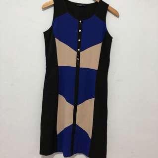 Contempo Midi Dress #horegajian