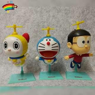 Shell Doraemon & Friends 3D Puzzle