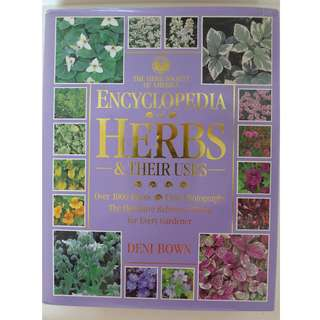 Encyclopedia of Herbs & their Uses - Hard Cover