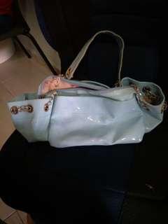 SkyBlue Handbag