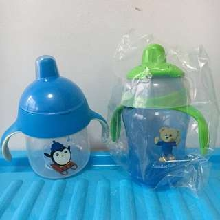 Avent Sippy Cup & Abbott cup
