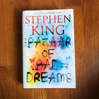 Stephen King The Bazaar of Bad Dreams