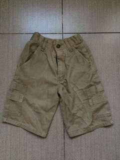 Preloved Boy's Cargo Shorts