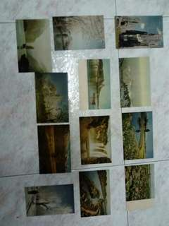 Set of 12 postcards issued by the Foreign Languages Press, Peking, China