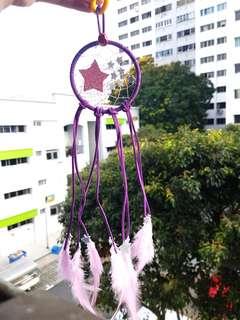 Glitter Starry Dreamcatcher