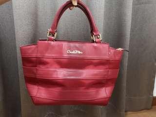 Carlo Rino Handbag (Authentic)