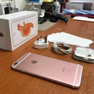 Iphone 6s plus 128gb ex inter bisa tt