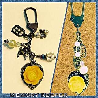 Handmade Key Chain / Bag Charm 💝