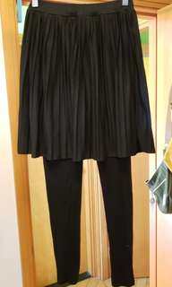 裙款 legging 全新 **包郵** (Made in Korea)