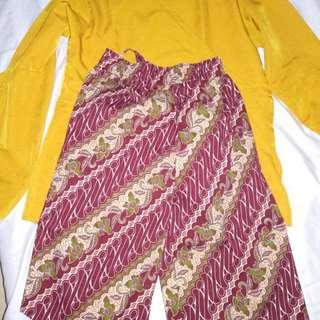 Stelan pants batik