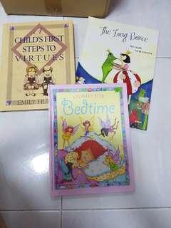 Children's story books bundle set : Various titles