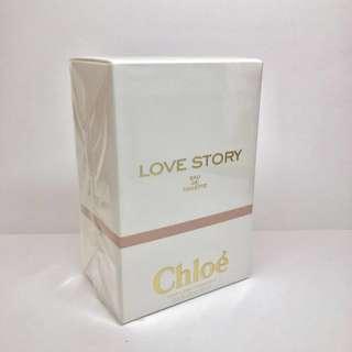 BN Chloe Love Story Eau De Toilette (75ml)