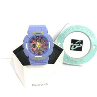 BABY-G DUAL TIME EDITION