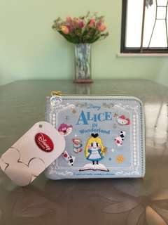 Disney Alice 錢包