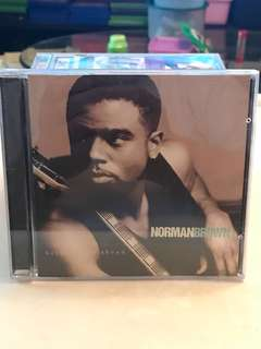 CD389 Norman Brown - Better Days Ahead