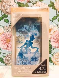 (全新)Tokyo Disney Jewelry Jacket for Iphone 6/6s