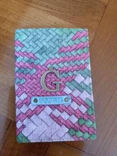 Gloria護照套